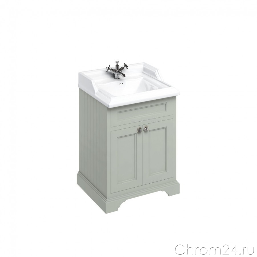 Freestanding Vanity Unit With Doors (Burlington)