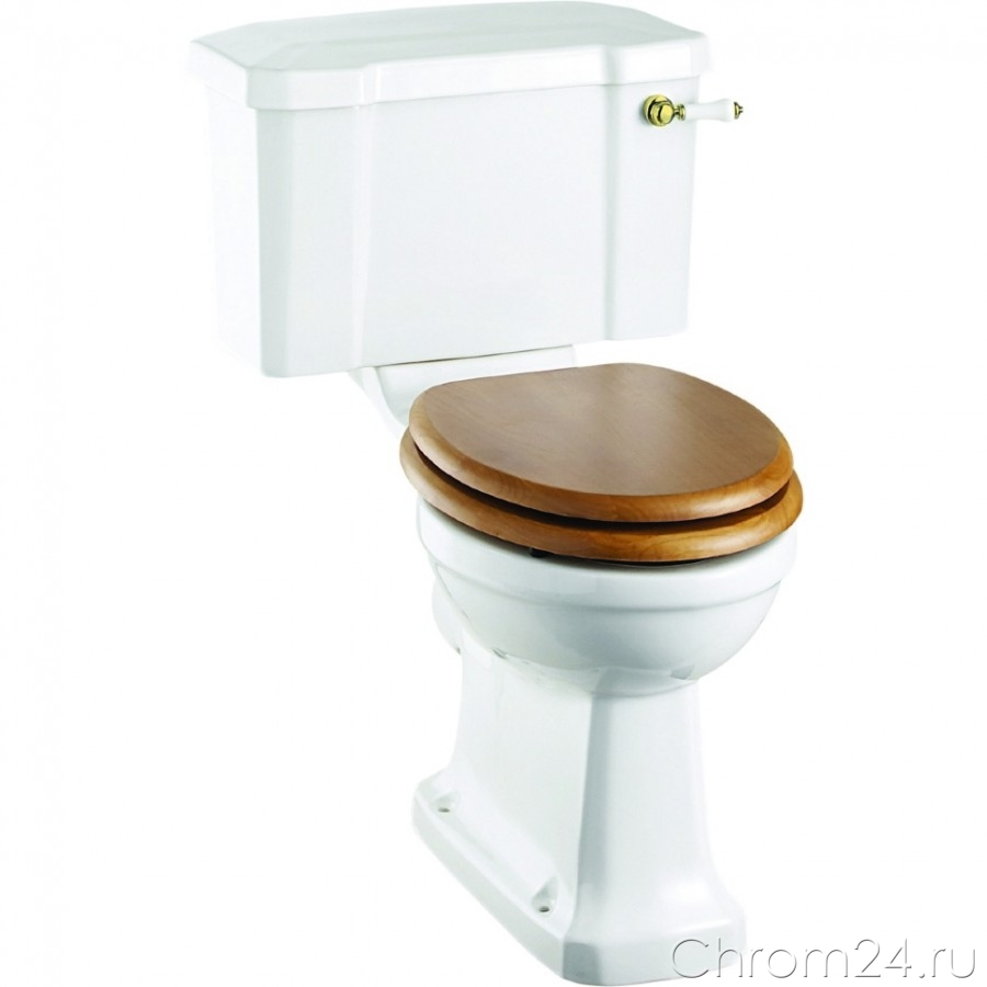 Standard Close Coupled WC (Burlington)