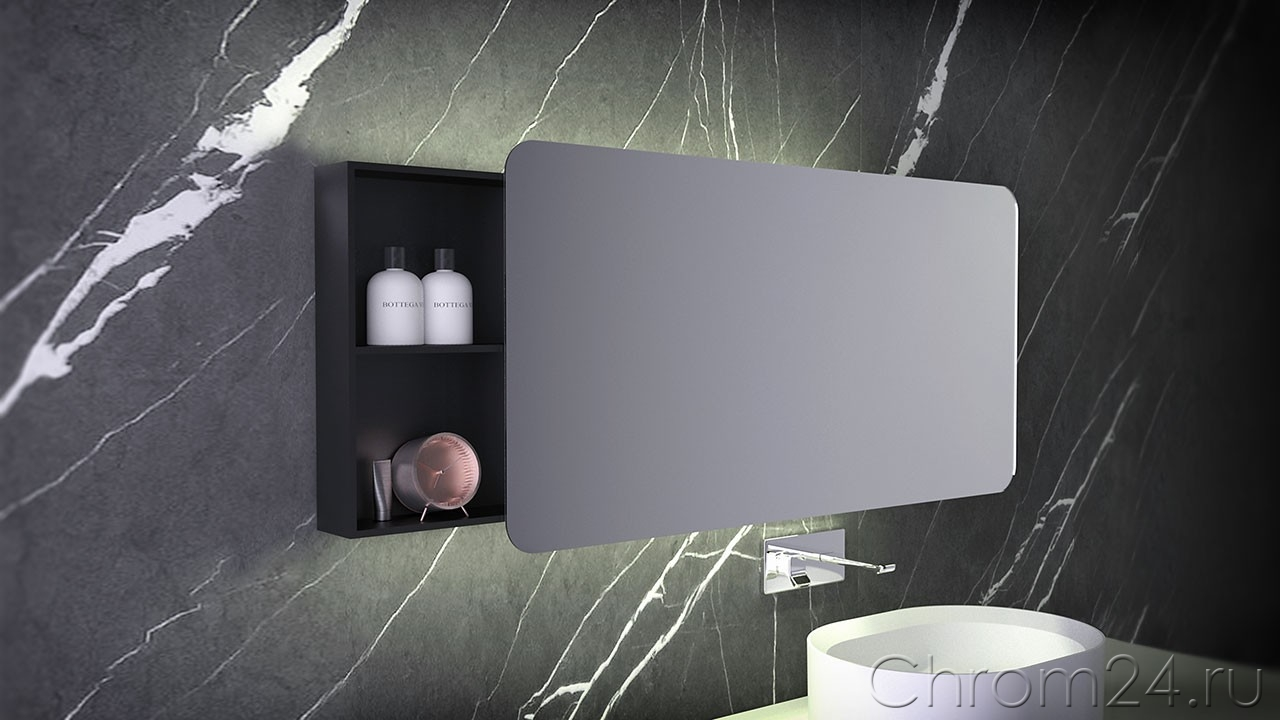 Mirror 160 w Storage (Knief)