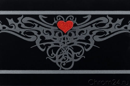 Tattoo Heart Nero (Petracer's)