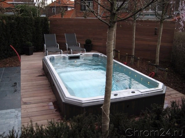 Swimspa Olympic (Passion Spas (Fonteyn))