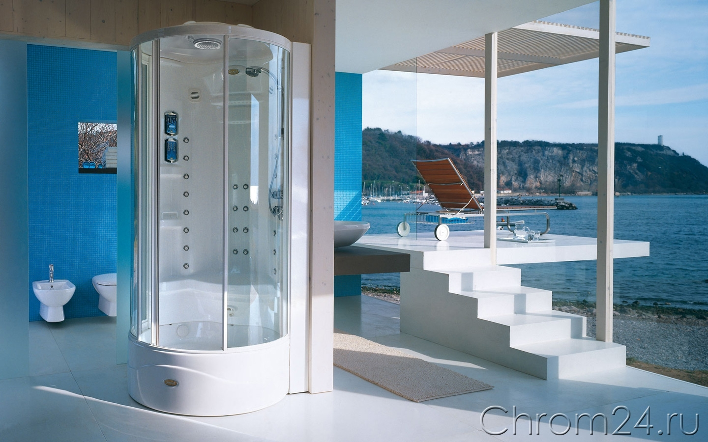 Flexa Tower (Jacuzzi)