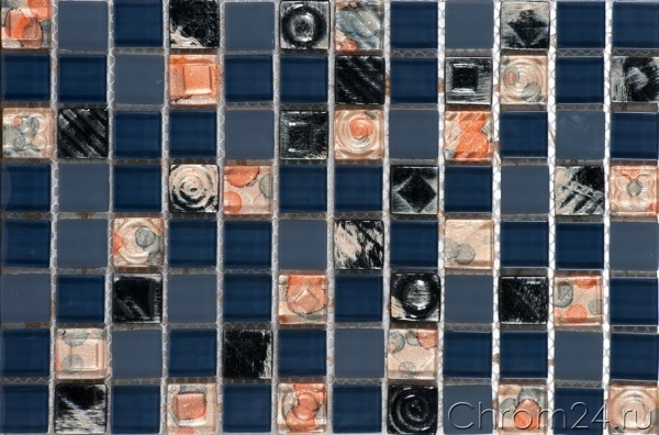 Mexico (Bars Crystal Mosaic)