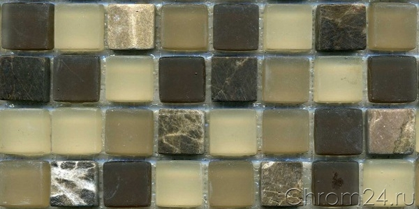 SHT 09 (Bars Crystal Mosaic)