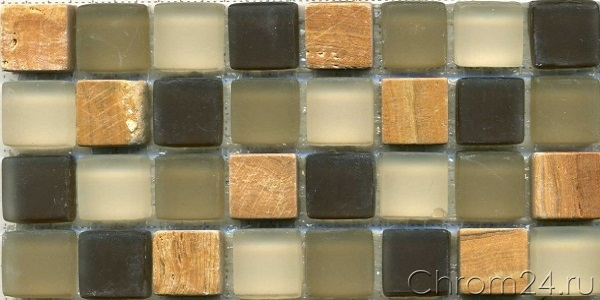 SHT 08 (Bars Crystal Mosaic)