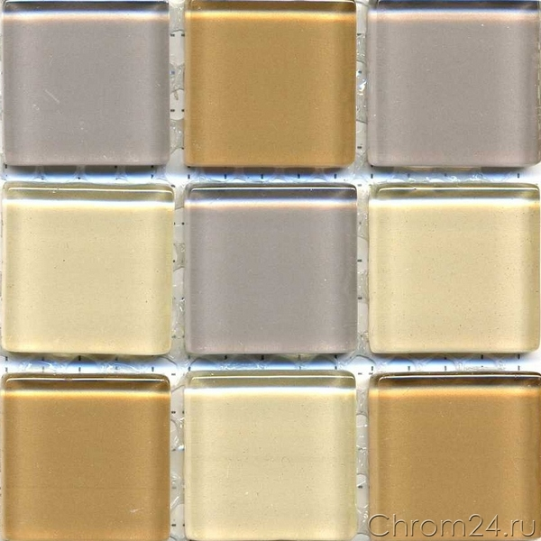 HT 163 (Bars Crystal Mosaic)