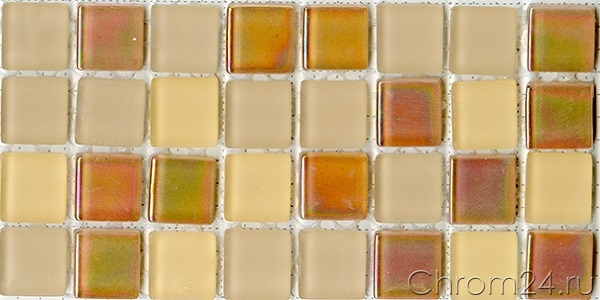 YHT 487 (Bars Crystal Mosaic)