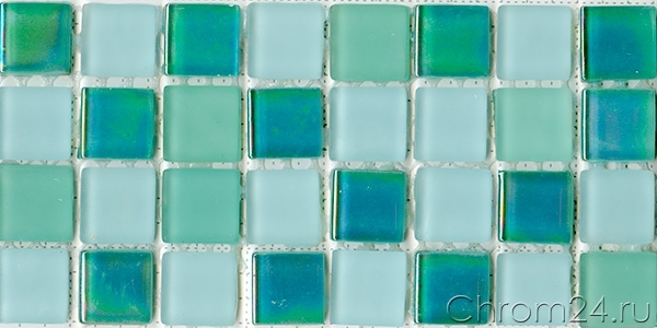 YHT 486 (Bars Crystal Mosaic)