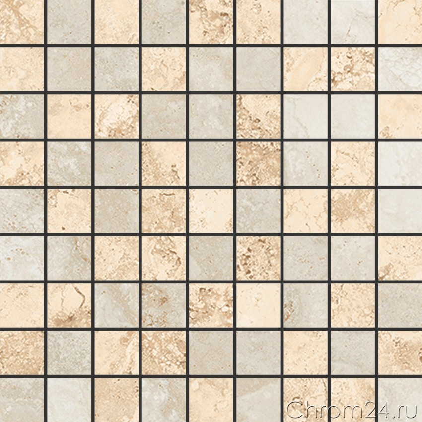 Shakespeare Light Beige Mosaic 1 (Kerranova)