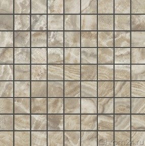 Premium Marble Light Brown Mosaic  (Kerranova)