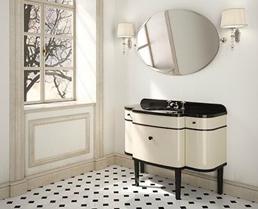 Мебель в ванную devon Наливной механизм Viega  495169