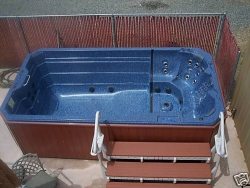 Swimspa QX4 (Passion Spas (Fonteyn))