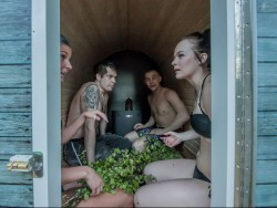 ATV Sauna (Harvia)