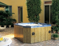 Outdoor Spa-303 (JNJ Spas)