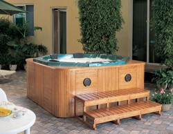 Outdoor Spa-312 (JNJ Spas)