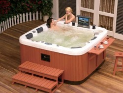 Outdoor Spa-525 (JNJ Spas)