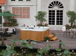 Outdoor Spa-538 (JNJ Spas)