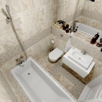 Shakespeare Light Beige Mosaic 2 (Kerranova)