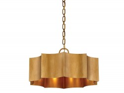 Shelby 3 Light Pendant (Savoy House)